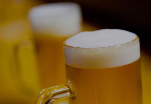 速達生ビール!!